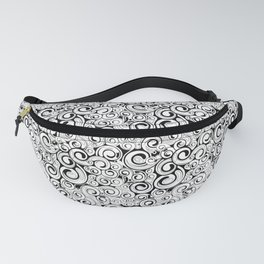 Enigma Waves Fanny Pack