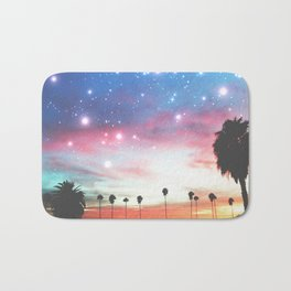 LA NIGHTS Bath Mat
