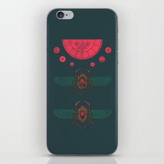 Scarabs iPhone & iPod Skin