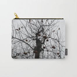 Winter's Apples Carry-All Pouch