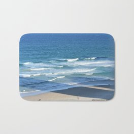 Surf at Surfers Paradise Bath Mat