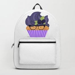 Blueberry Cuppycat Backpack