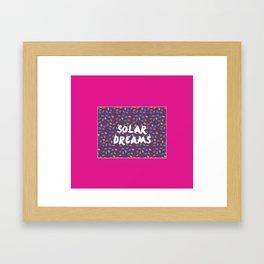 Jelly Belly Framed Art Print