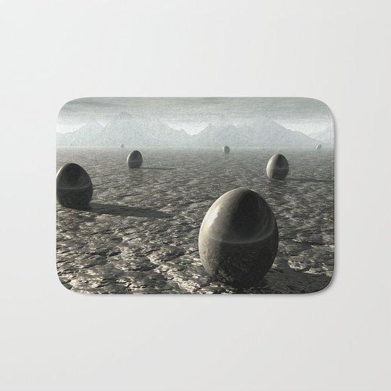 Eggs of An Alien World Bath Mat