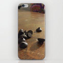Chocolate? Chocolate. iPhone Skin