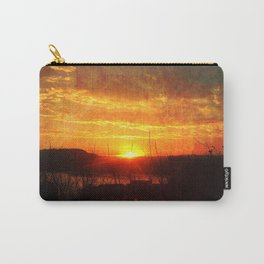 Golden Hour Carry-All Pouch