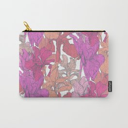 Graphic iris Carry-All Pouch