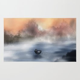 The Lake of Tranquility Rug