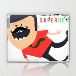 Ltd Edition: This is  father day special Laptop & iPad Skin