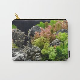 tropical fish in the aquarium Carry-All Pouch
