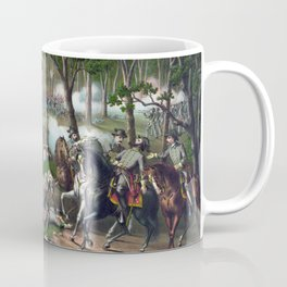 Battle of Chancellorsville - Death Of Stonewall Coffee Mug