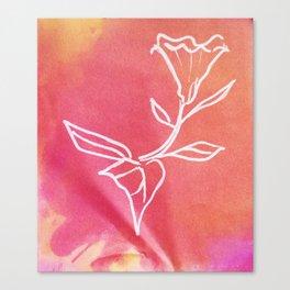 Floral No.22 Canvas Print