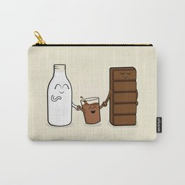 Milk + Chocolate Carry-All Pouch
