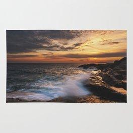 Twilight Surf Rug