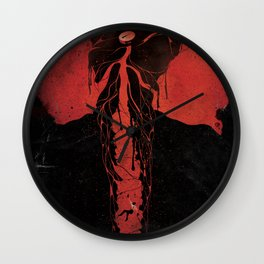 There Will Be Blood alternative movie poster Wall Clock