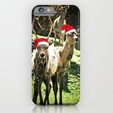 Tis The Season - Reindeer Slim Case iPhone 6s