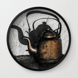 Back InThe Day Wall Clock