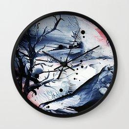 LateWinter Wall Clock