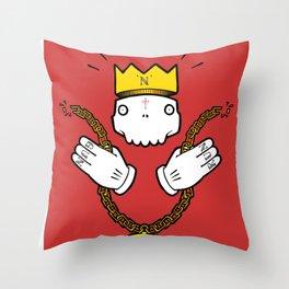 Run'N'Gun Throw Pillow