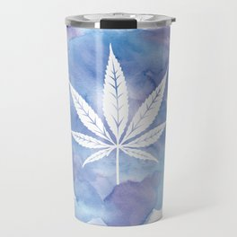 One Love: Blue Travel Mug