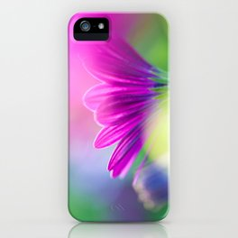 be inspired, creative and in love iPhone Case