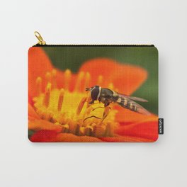 Native Pollinators 1 Carry-All Pouch