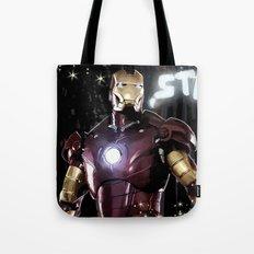Iron Man: Dreaming Big Tote Bag