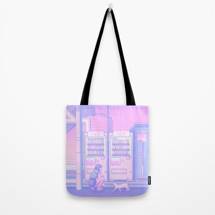 Vending Machines Tote Bag