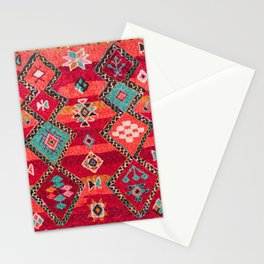 18 - Traditional Colored Epic Anthique Bohemian Moroccan Artwork Stationery Cards