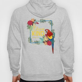 Wonderful Talking Parrot, Choose Kind It Matters, Choose Kindness - Uplifting Positive Quote  Hoody