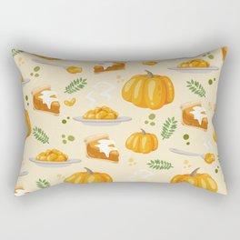 pumpkin Rectangular Pillow