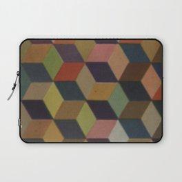 Color Cubes Laptop Sleeve