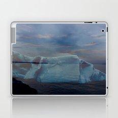 Icy sunset Laptop & iPad Skin