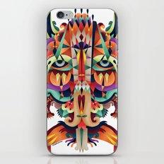 XL Mask iPhone & iPod Skin