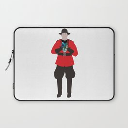 Canadian Spirit Animal Laptop Sleeve