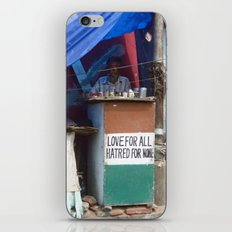 Love for All iPhone & iPod Skin
