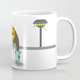 Lonely Creature Coffee Mug