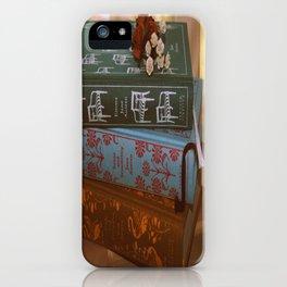 Jane Austen iPhone Case