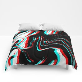 Trippy Confused Comforters