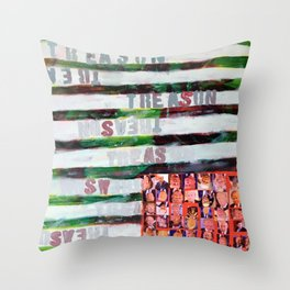 Treason Throw Pillow