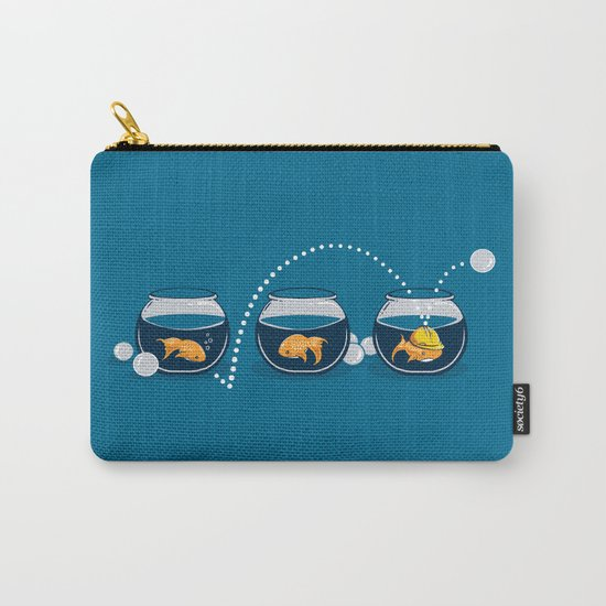 Prepared Fish Carry-All Pouch