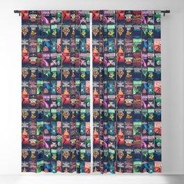 Stephen King Mini Covers Blackout Curtain