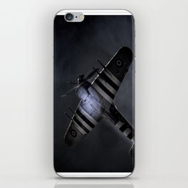 In The Searchlight iPhone Skin