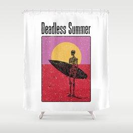 Deadless Summer Shower Curtain