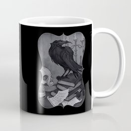 Once upon a Midnight Dreary Coffee Mug