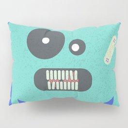 bola fantasmal Pillow Sham