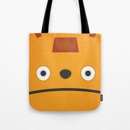 Glottis - Grim Fandango Tote Bag