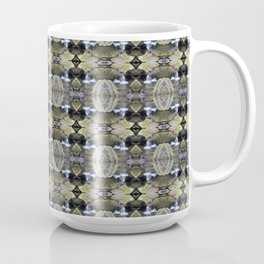 Peekamoose Waterfall Rocks Pattern Coffee Mug