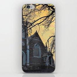 Carngham Uniting Church iPhone Skin