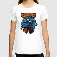cookies T-shirts featuring Cookies! by WinterArtwork